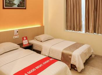 NIDA Rooms Cikudapateuh Station Antapani - Double Room Double Occupancy Special Promo