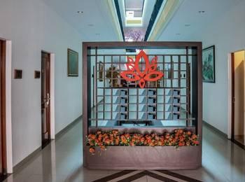 NIDA Rooms Cikudapateuh Station Antapani