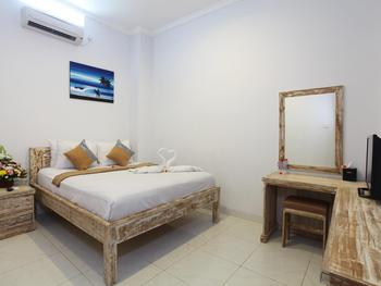 Ayodhya Guest House Uluwatu Bali - Deluxe Double Room Only Minimum stay