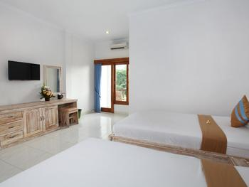 Ayodhya Guest House Uluwatu Bali - Premium Twin Sea View Room Only Minimum stay