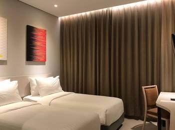 Celecton Blue Cikarang Bekasi - Superior Twin Room Only Regular Plan
