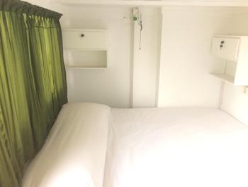 Samakta Guest House Lembang - Double Dorm  (Capsule) Sharing Bathroom PROMO AWAL TAHUN