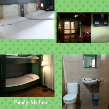 Samakta Guest House Lembang - Medium Room Regular Plan