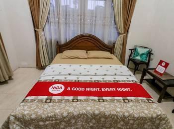 NIDA Rooms Merpati Smabi Sari Temple Jogja - Double Room Double Occupancy NIDA Fantastic Promo
