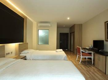Mutiara Suites Jakarta - Deluxe Room Only LAST MINUTE CHECK-IN