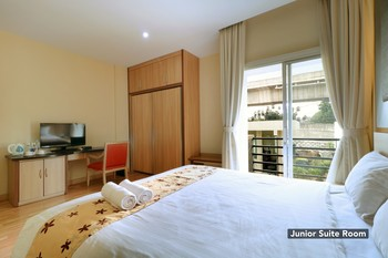 Mutiara Suites Jakarta - Junior Suite Room Only Regular Plan