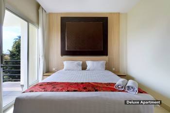 Mutiara Suites Jakarta - Deluxe Apartment Room Only Regular Plan