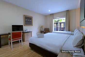 Mutiara Suites Jakarta - Deluxe Family Room Only Regular Plan