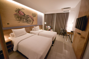 Hay Bandung Bandung - Hay Two Twin Room Only Minimum Stay 2 Nights 20% Off