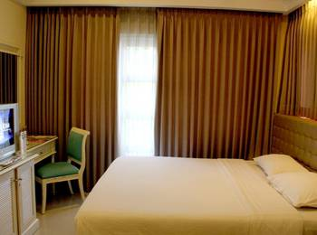 Ciputra Golf Club & Hotel Surabaya - Deluxe Room Only Regular Plan