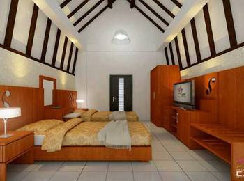 Hotel Tidar Malang - Standard Room Only Regular Plan