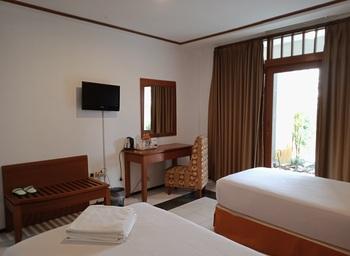 Hotel Tidar Malang - Standard Room Only Big Deals