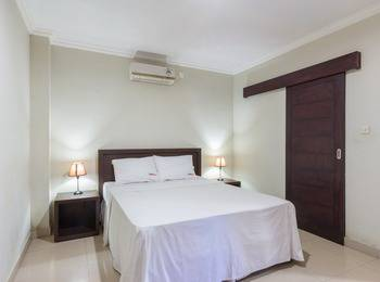 RedDoorz near Ngurah Rai Airport 2 Bali - RedDoorz Room Regular Plan