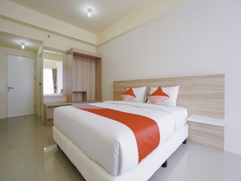 Capital O 2677 My Tower Apartment Surabaya - Deluxe Double Room Regular Plan