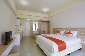 Capital O 2677 My Tower Apartment Surabaya - Deluxe Double Room Regular Plan