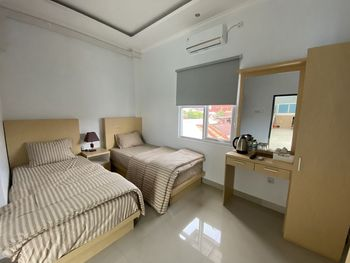 Hotel Grand Arriyadh Tanjung Jabung Barat - Superior Twin Room Breakfast Regular Plan