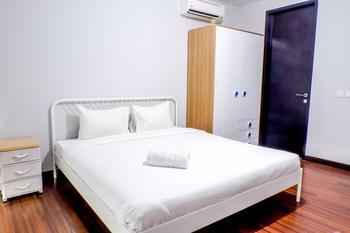 Spacious 2BR Satu8 Residence near Puri Mall By Travelio Jakarta - 2 Bedrooms 22%