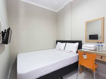 RedDoorz @Mangga Besar 2 Jakarta - RedDoorz Room Special Promo Gajian