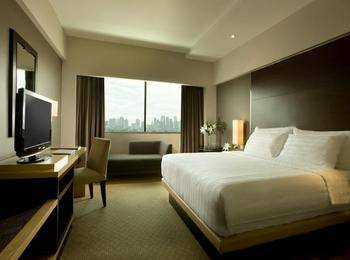 Hotel Santika Premiere Jakarta - Deluxe Room King Special Weekend Offer