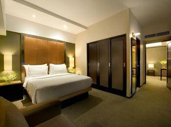 Hotel Santika Premiere Jakarta - Club Premiere Room King Regular Plan