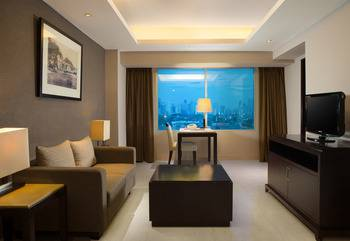 Hotel Santika Premiere Jakarta - Deluxe Suite Room King Special Weekend Offer