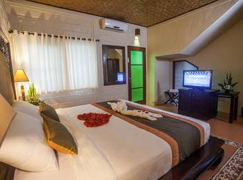 Munari Resort & Spa Ubud Bali - Suite Room Special Promotion 40% off
