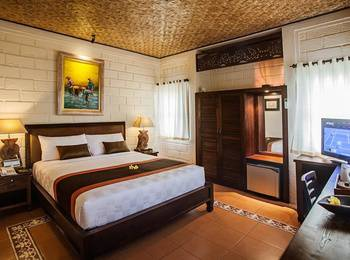Munari Resort & Spa Ubud Bali - Deluxe Double Room Regular Plan