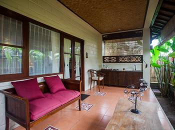Munari Resort & Spa Ubud Bali - Deluxe Room Special Offer Discount 40%