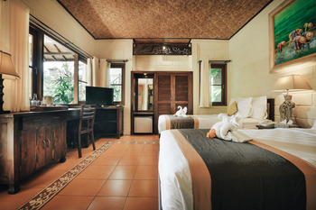 Munari Resort & Spa Ubud Bali - Deluxe Twin Room Regular Plan