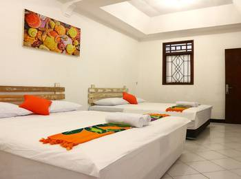 Lombok Escape Homestay Lombok - Deluxe Twin Room Regular Plan