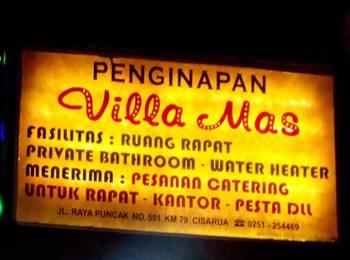Penginapan Villa Mas (Villa Mas Inn)