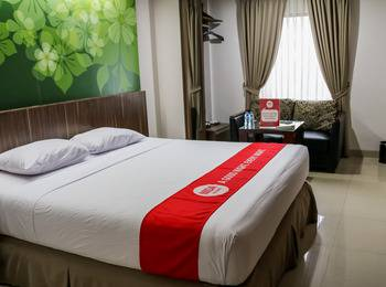 NIDA Rooms Central Jakarta Senen Market - Double Room Single Occupancy Regular Plan