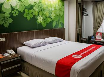 NIDA Rooms Central Jakarta Senen Market - Double Room Double Occupancy Special Promo