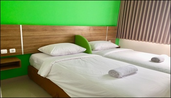 Citilike Hotel Lombok Lombok - Superior Twin Room Only Regular Plan
