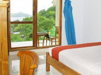 CF Komodo Hotel Manggarai Barat - Superior Room Ocean View Regular Plan