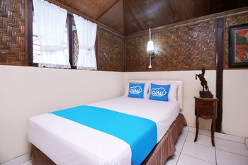 Airy Eco Sleman Kaliurang KM 19 Yogyakarta - Standard Double Room Only Regular Plan