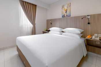 Kartika One Hotel - Jakarta Jakarta - Deluxe Queen without Breakfast Regular Plan