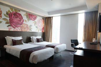 Akmani Hotel Jakarta - Deluxe Twin Room Only Regular Plan