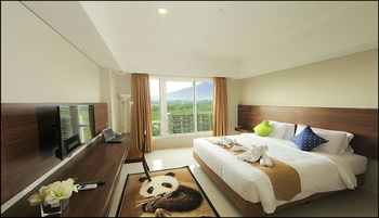 The Forest Resort Hotel Bogor - Deluxe Suite King Room Only Longstay Deals Minimum Stay 6 Nights