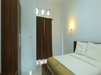 RedDoorz near By Pass Ngurah Rai Bali - RedDoorz Room Special Promo Gajian