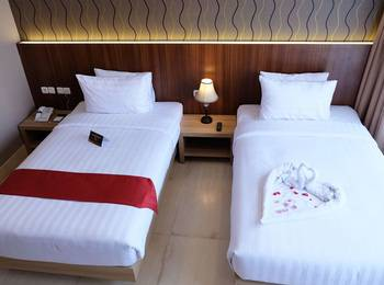 Mexolie Hotel Kebumen - Superior Twin Regular Plan
