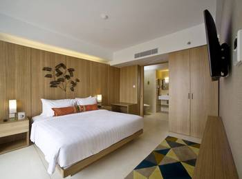 Grand Zuri Kuta Bali - Junior Suite Room Basic Deal Discount 11%