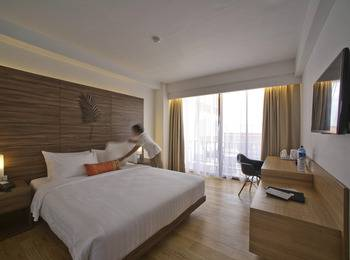 Grand Zuri Kuta Bali - Executive Deluxe Double/Twin Room Basic Deal Discount 20%
