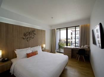 Grand Zuri Kuta Bali - Deluxe Double/Twin Room Last Minutes Discount 28%