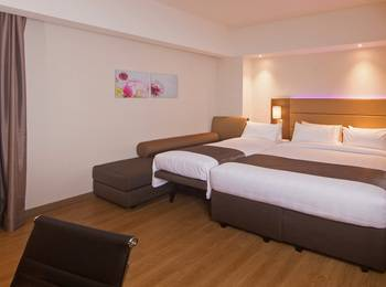 Olympic Renotel Sentul - Family Room Only Last Minute Deal