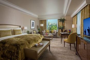 Hotel Mulia Senayan, Jakarta Jakarta - Junior Suite Regular Plan