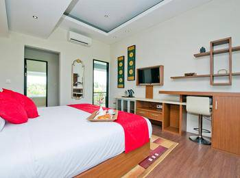 Paddy View Villa Bali - Villa 3 Kamar Regular Plan