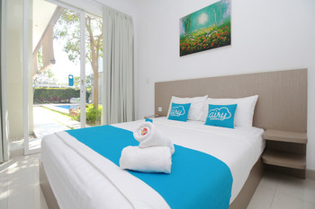 Airy Denpasar Selatan Tukad Badung 9 Bali - Deluxe Double Room Only Special Promo 45
