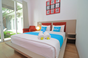 Airy Denpasar Selatan Tukad Badung 9 Bali - Standard Double Room Only Special Promo 45