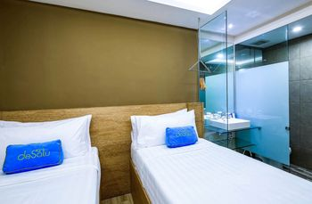 Desatu Hotel Medan - Superior Twin  Room Only Regular Plan
